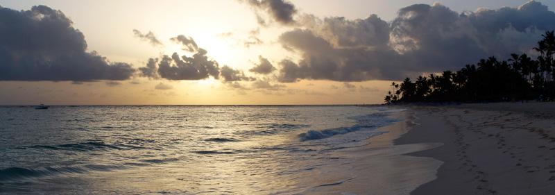 Amanece en Punta Cana