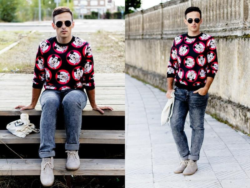 Mickey Mouse Club Sweatshirt